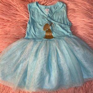 babygirl old navy dress - 6-12m